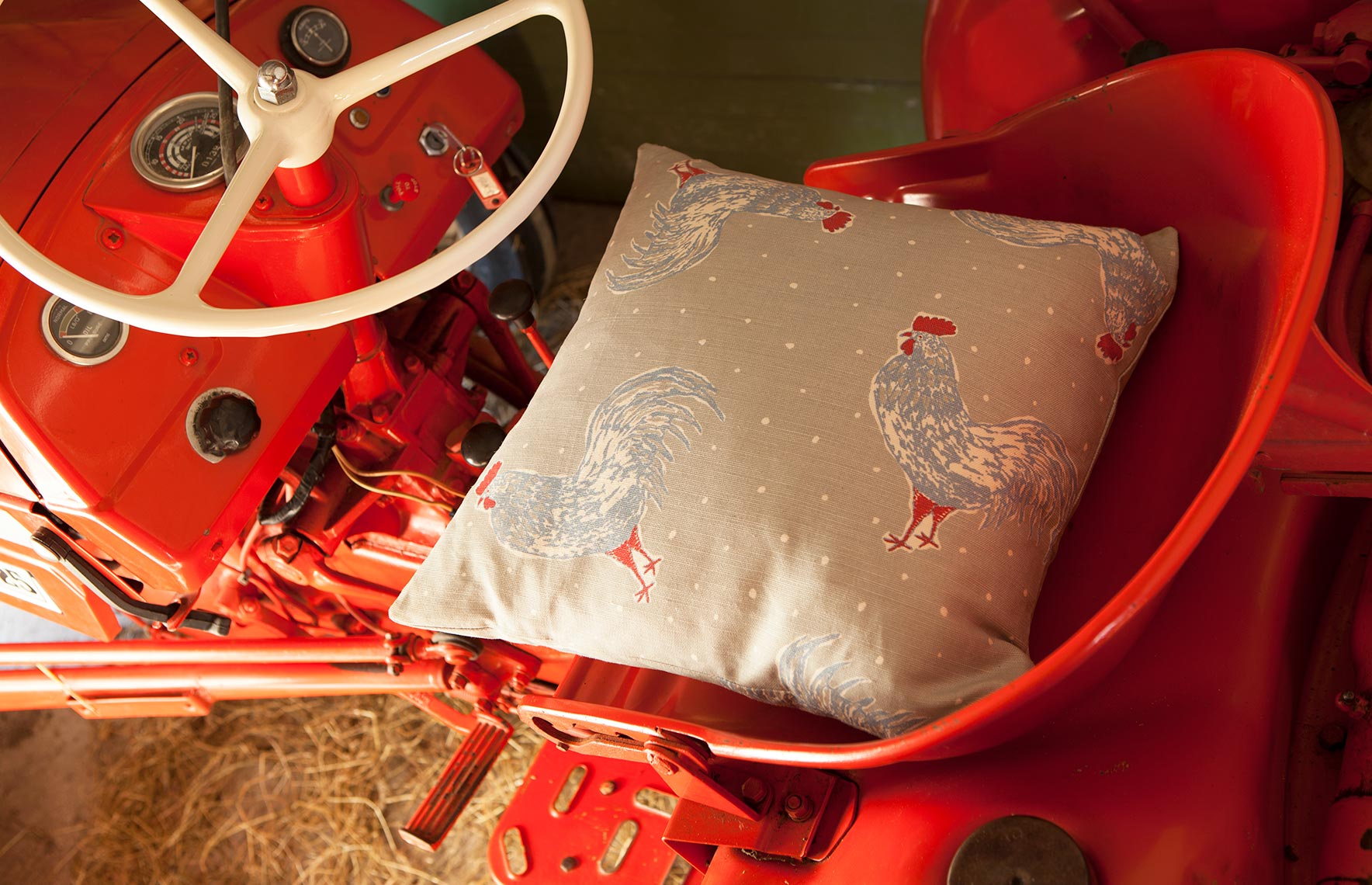 TractorCushion